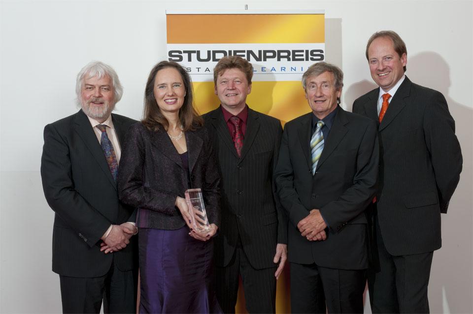 Ausgezeichnet mit dem Studienpreis DistancE-Learning 2012